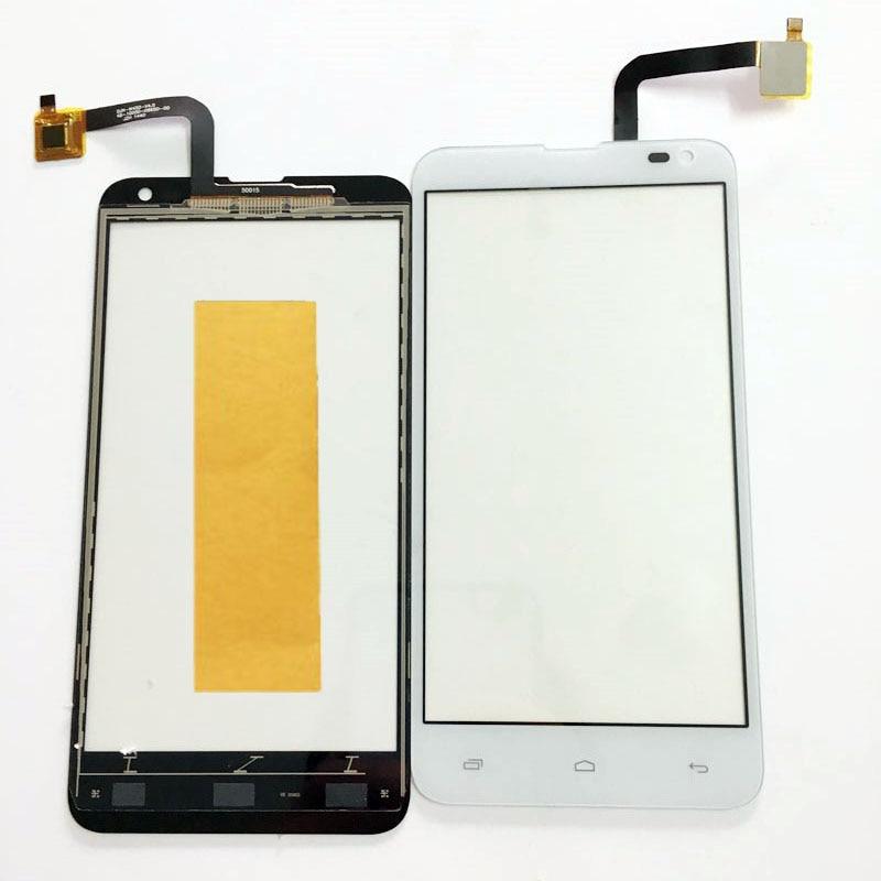 White Black Touch Screen For Fly IQ4514 Quad evo tech 4