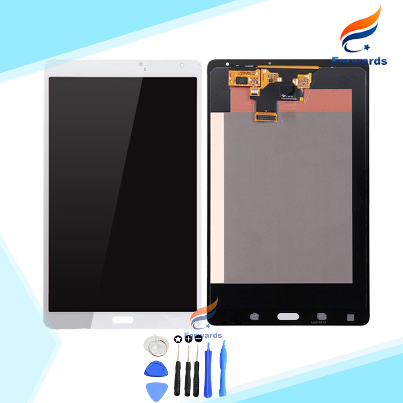 100% New Tested for Samsung Tab S 8.4 T700 LCD Tablet Screen Display with Touch Digitizer Tools Assembly 1 piece free shipping brand new lcd for samsung s5 i9600 g900a g900f g900t screen display with touch digitizer tools assembly 1 piece free shipping