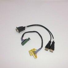 Светодиодный ЖК-экран EDID код чип Считывание данных линия 2 в 1 кабель онлайн чтение и запись линия для RT809F RT809H CH341A TL866ii plus