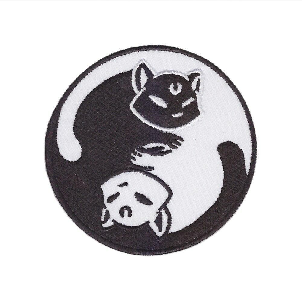 Hot Sale Designs Satanic Black Cat Moon Halloween Witchcraft Evil