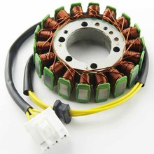 Motorcycle Stator Coil for Kawasaki ZR800 Z800 ABS Z1000 ZR1000 21003-0133 Ignition Magneto Engine Generator