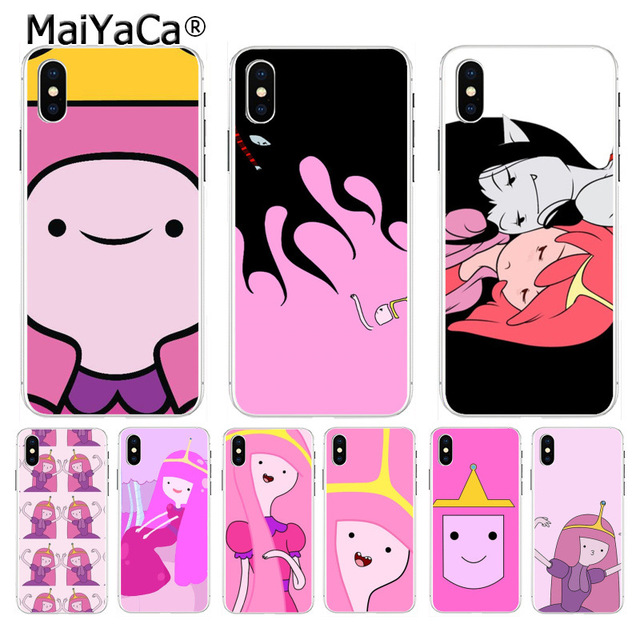 00d2cb4b74d MaiYaCa Adventure Time Marceline the Vampire Queen Hot Printed Phone case  for Apple iPhone 8 7 6 6S Plus X XS max 5 5S SE XR