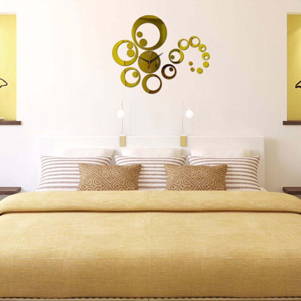 Magnificent Round Mirror Wall Decor Ensign - The Wall Art ...