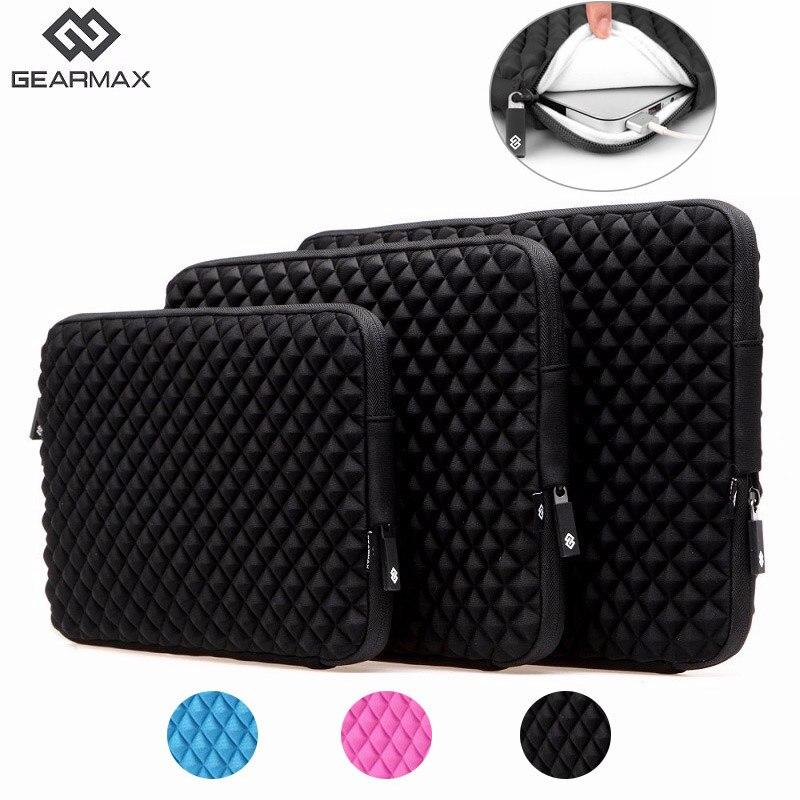 Gearmax Laptop Sleeve Men Women 11 12 13 3 14 15 6 Waterproof Laptop Bag For