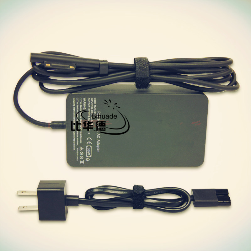 Ac/Dc Microsoft Windows-Surface Charger-Adapter Power-Supply 4-Tablet 12v 2.58a For Pro/3-pro/4-tablet/..