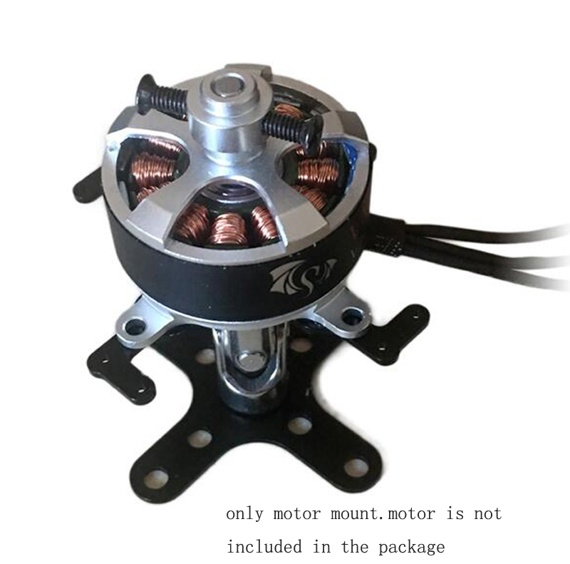 Lightweight Omnidirectional Vector Motor Mount For SU27 F3P J-15 RC Airplane Only 9g