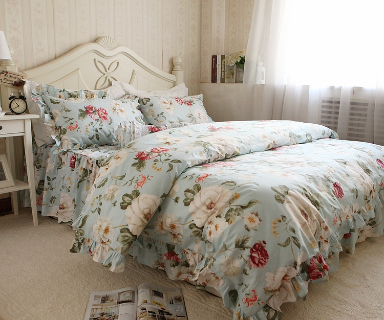 Online Get Cheap Rustic Bedding Sets King Size Aliexpress