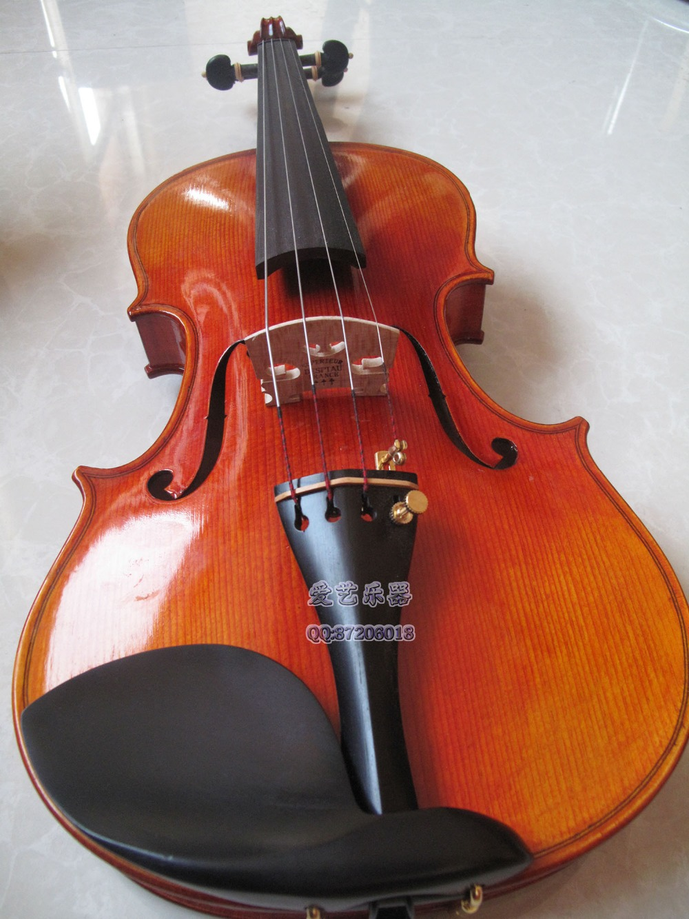 Wholesale, retail, high-end handmade, 4/473/41/21/41/8 Violin