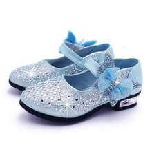 Cute Princess Crystal Girls Party Shoes