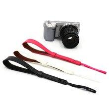 Камеры Ремешок Ремешок Кожаный PU Ремешок для SONY A5000 для Canon Nikon Pentax DSLR SLR