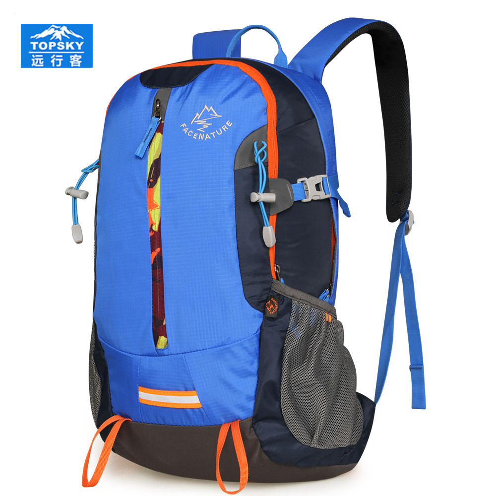 Topsky 40L professional climbing Backpack Camping bag sport Men women bag Waterproof backpack mochilas sports bags mochila