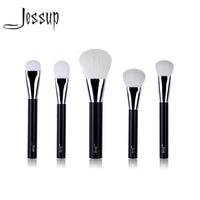 NEW Jessup 5pcs Professional Makeup Set Pro Kits Brushes Makeup Cosmetics Brush Tool Foundation Blush Powder
