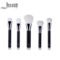 NEW Jessup 5pcs Professional Makeup Set Pro Kits Brushes Makeup Cosmetics Brush Tool Foundation Blush Powder