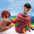 Новинка Аниме Пират Tricky Игрушки Дети забавный игра ABS Копилку банк Pirate Ствола Большой размер дети и adualt Вставить Меч игры