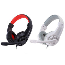 3.5mm Earphone Gaming Headset Gamer PC Headphhone Gamer Stereo Gaming Headphone With Microphone For PC Laptop Computer professional 3 5mm wired stereo camouflage gaming headset gamer earphone casque gaming gamer headphone with mic for computer pc