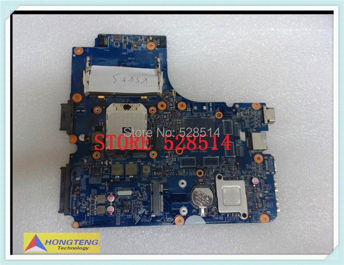 Original 683600-001 4444S 4545S Laptop Motherboard integrated DDR3 48.4SM01.011 100% tested OK 683600 001 683600 501 main board for hp probook 4445s 4545s laptop motherboard socket fs1 ddr3 48 4sm01 011
