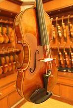 Kostenloser Versand Italienischen High-end Handmade Holz Violine mit Violine fall Holz Violin4/4