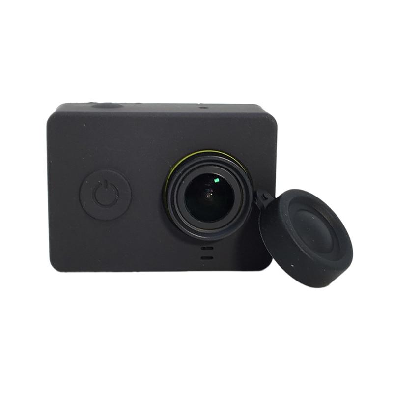 Action Camera Lens Protective Cap Cover+37mm UV Yi Williamcr Xiaomi Yi II 4K 4K