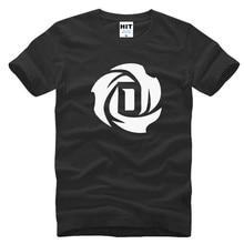 45d192eae Summer Style Derrick Rose t-shirts hombres moda Casual manga corta Camiseta  Rosa shubuzhi top