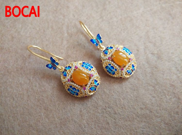 Cloisonne enamel 925 sterling silver earrings genuine original xiaomi mi drone 4k version hd camera app rc fpv quadcopter camera drone spare parts main body accessories accs