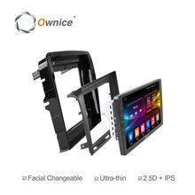 "Ownice 8 Core 10.1 ""Android 6.0 Estéreo Del Coche de Radio dvd GPS para CR-V TUCSON Octavia FOCUS 408 Mazda 3 K2 K3 COROLLA CAMRY 4G"