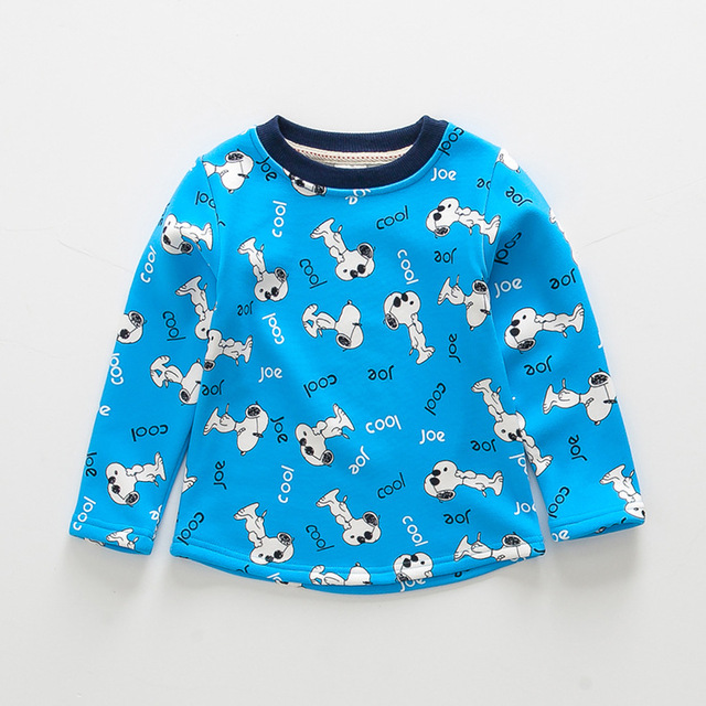 New baby clothing 2-7 Years children kids baby boys girls t-shirts spring autumn cartoon children kids long sleeve t-shirts