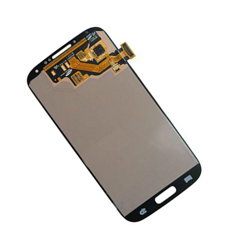 Blue For Galaxy S4 i9505 i9500 i337 Full Touch Screen Digitizer Sensor Glass + LCD Display Panel Monitor Assembly