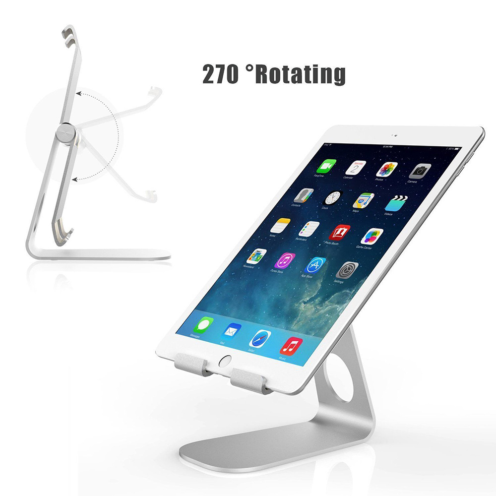 Tablet Holder Aluminum Tablet Stand For Apple Ipad Mini Air Pro