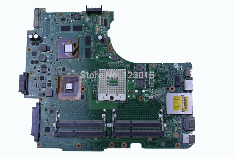 Orginal for Asus N53JQ Laptop Motherboard N53JF N53JN N53JG 4 Ram Solt All Functions mainboard 100% fully tested & Working