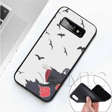 Naruto's Phone covers for Samsung Galaxy S10 S10e S8 S9 Plus S7 A40 A50 A70 Note 8 9