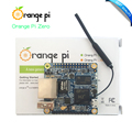 Novo!! orange pi zero h2 quad core 256 mb placa de desenvolvimento de código-fonte aberto além raspberry pi