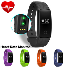 Hot Bluetooth Smart Watch Heart Rate Monitor Smartwatch Android Smart Clock Watch Connected Waterproof 5 Colors