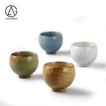 Goofanser eine tasse zen meditation tasse Japanischen kung fu tee schüssel der master tasse der master tasse