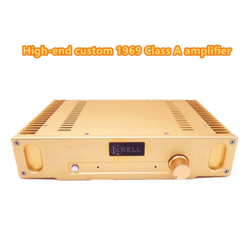 JP 1969 2N2955 + 2N3955 самый совершенный чистый усилитель класса A версия HD1969 1969 стерео аудио колонки усилитель мощности Усилители мощности      АлиЭкспресс