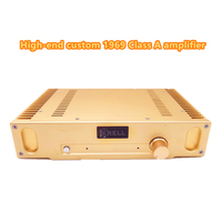 JP 1969 2N2955 + 2N3955 The most perfect pure class A amplifier version HD1969 1969 stereo Audio speakers power amplifier