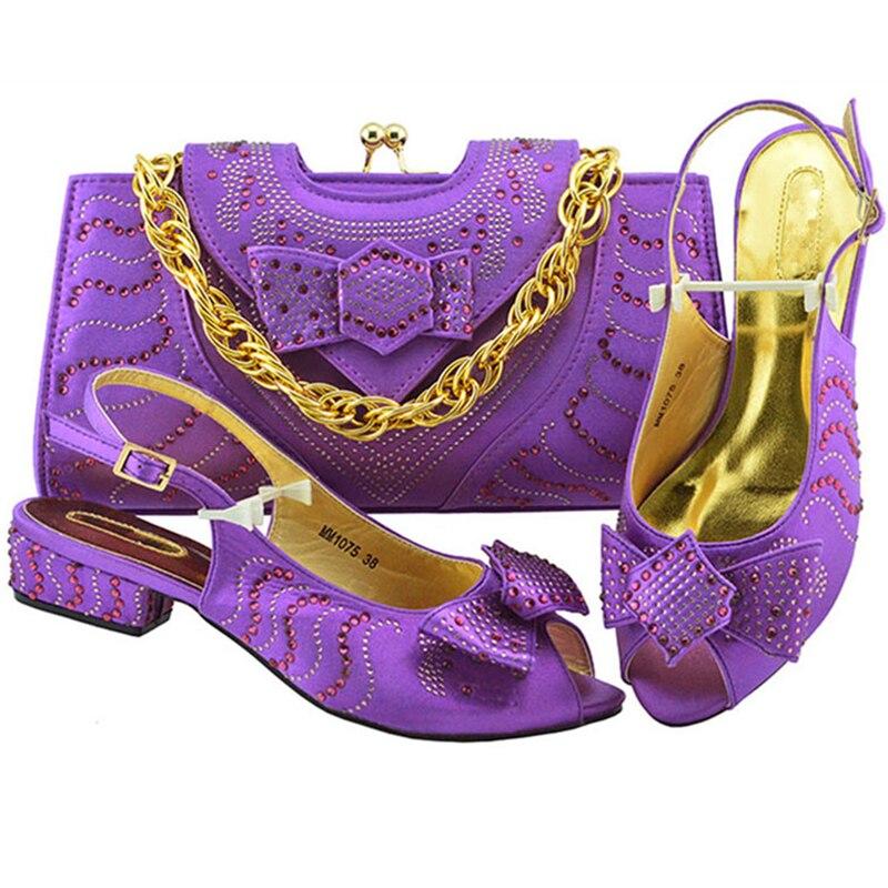 Teal Neueste gelb Schuhe wine Party Für Tasche Set Mit Taschen Sets coral Nigeria Frauen rosa Passenden Passende Damen Und purpurrot In Hochzeit FRx5rqFaw