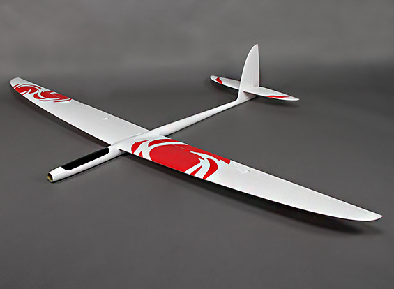 2m E Typhoon RC Motor Glider in fiberglass-in RC Airplanes