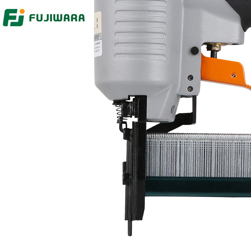 Nail F30 Decoration Stapler Home Nails Carpenter FUJIWARA 2 F10 Carpentry Gun Air 1 Woodworking 422J Pneumatic In DIY