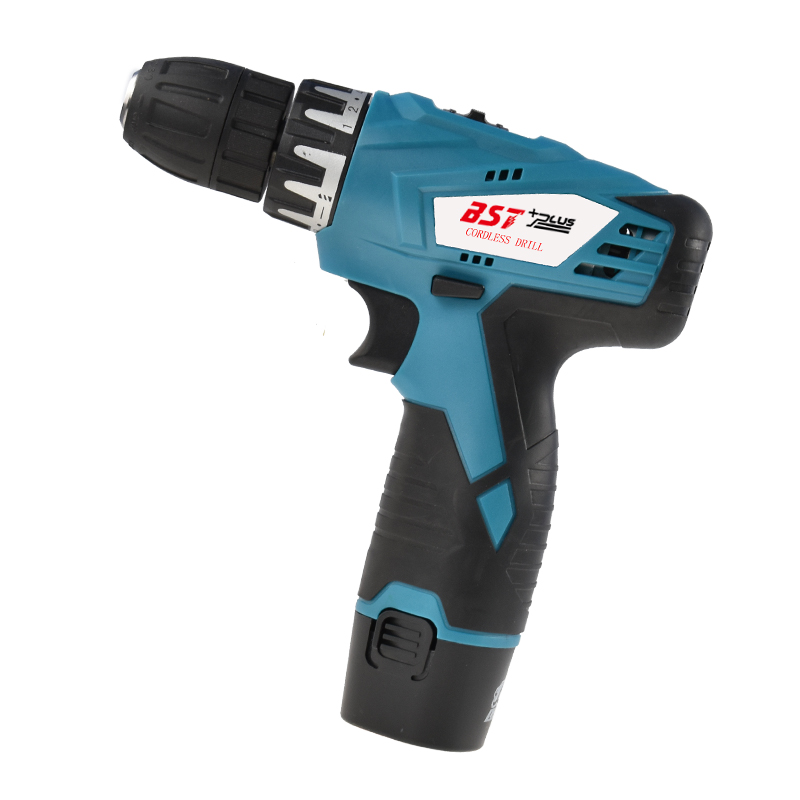 BST+PLUS(second style) 12V LITHIUM-ION BATTERY CORDLESS ELECTRIC HAND DRILL HOLE ELECTRICE SCREWDRIVER DRIVER WRENCH POWER TOOLS bst plus one style 16 8v lithium battery 2 speed cordless drill mini drill hand tools electric drill power tools screwdriver