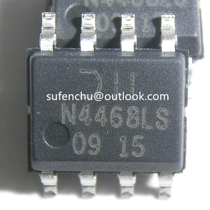 10pcs/lot N4468LS DMN4468LSS DMN4468LSS-13 SOP8 New