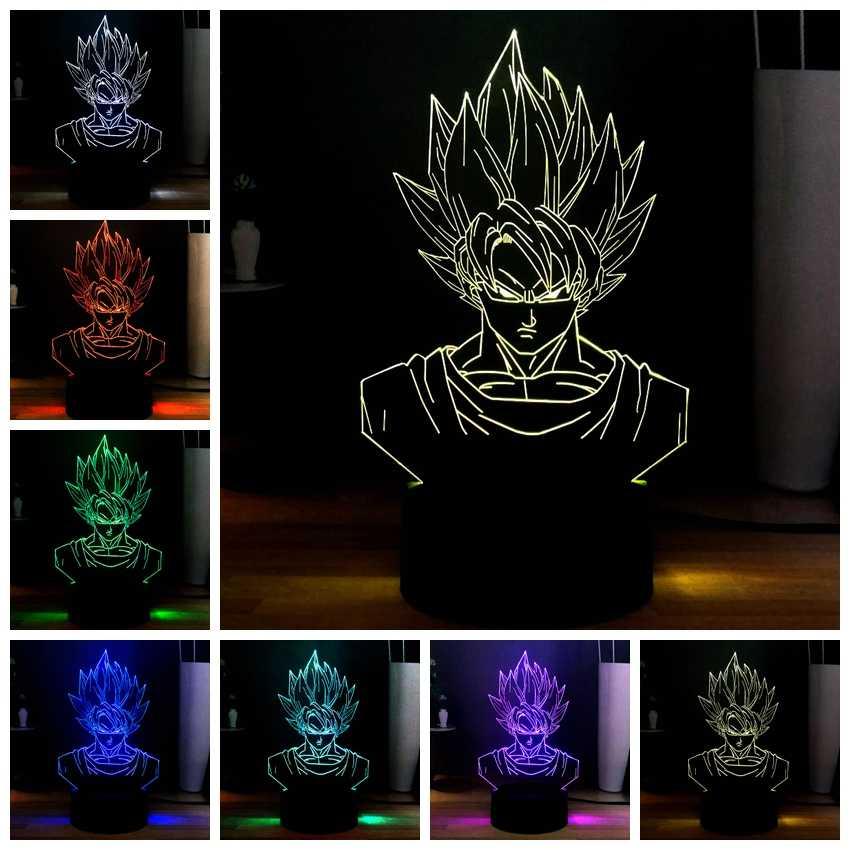 Роман 7 цветов изменить светодиодный атмосферу свет стол детский нагрудник отправиться домой декоративная лампа Детский праздник День рождения игрушки подарок