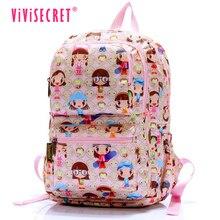 Cartoon school bags light waterproof mochila escolar infantil menina menino girls boys 2017 kids bag school backpack schoolbag цены онлайн