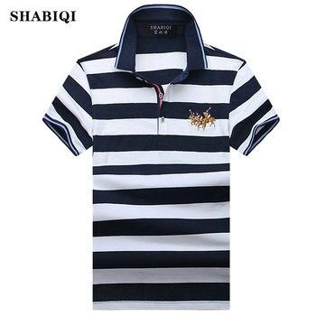 f32cbf28763 Лидер продаж 2019 летняя брендовая Для мужчин повседневная рубашка ...