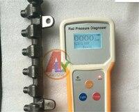 RPD100 дизельный двигатель common rail Тестер давления для BOSCCH DENSO DELPHI SIMENS, rail Инструменты для тестирования давления