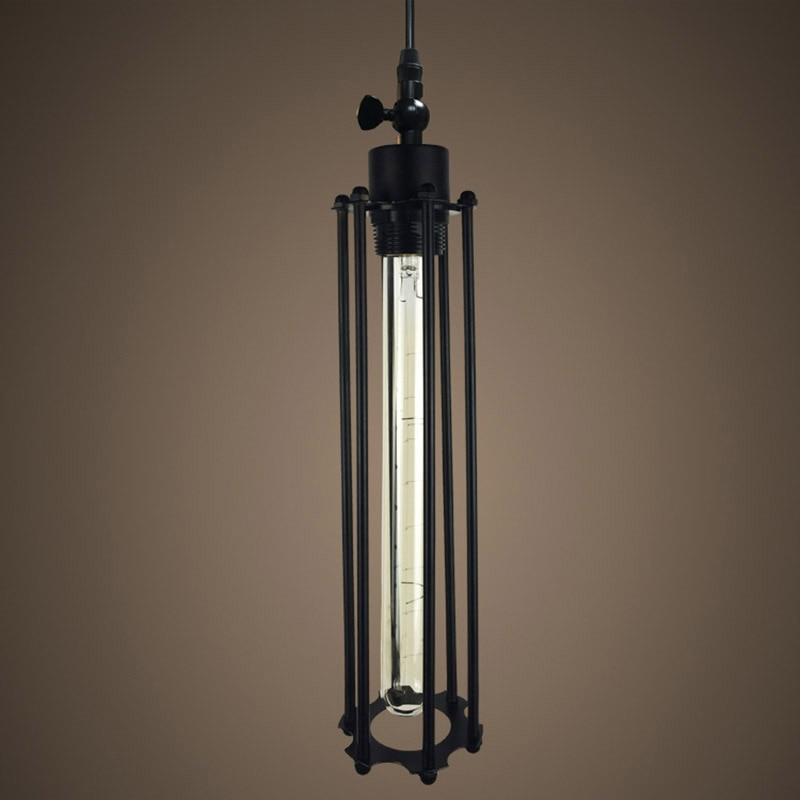Vintage Country Retro Pendant Lights Steam Punk Industrial Style Single Head Corridor Restaurant Lamps With Edison Light Bulb