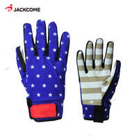 JACKCOME Ski Snowmobile Gloves Waterproof Motorcycle Windproof Cool-resistant Men Womens guantes for Snowboarding Mittens SG2503