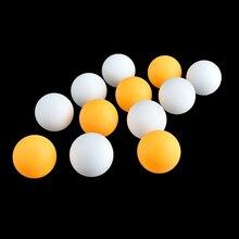 10 шт. диаметр 40 мм бесшовные мяч для настольного тенниса Профессиональные мячи для пинг понга для соревнований тренировок 2 цвета