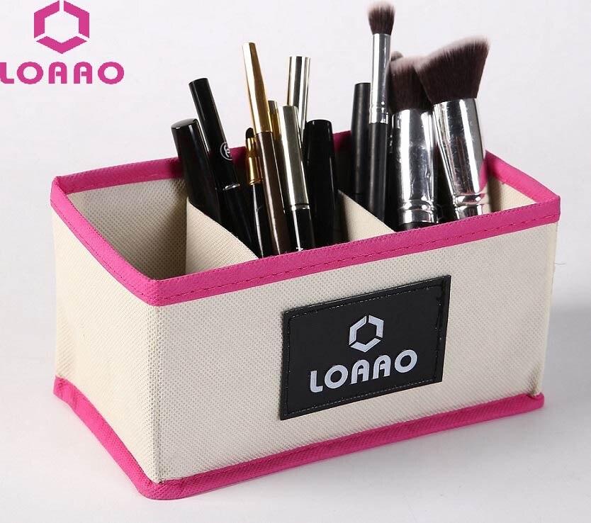 LOAAO-boîte de rangement pour la maison, nouveaux bacs organiseurs à la mode, boîte de rangement pliable chaussettes cravates boîte de rangement pour sous-vêtements