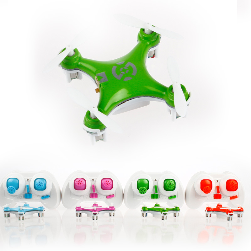 Original Cheerson CX-10 Mini Drone RC Drone 4CH 2.4GHz 6-Axis Gyro RC Quadcopter dron RC Helicopter Mini Drone Toys+Extra Shell