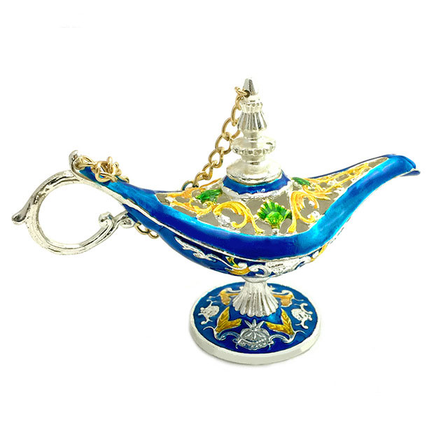 Decor hand made gifts to children india golden aladin magic lamp decor hand made gifts to children india golden aladin magic lamp home decoration collectible easter genie lamp souvenir crafts on aliexpress alibaba negle Image collections